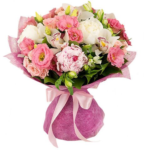 Букет цветов для первоклассника