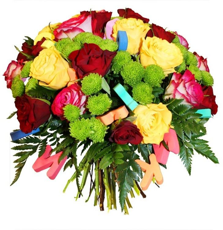 Маленькие букеты на 1 сентября балашиха, букеты роз на последний звонок
